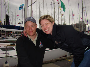 owen and tara at swiftsure 2010